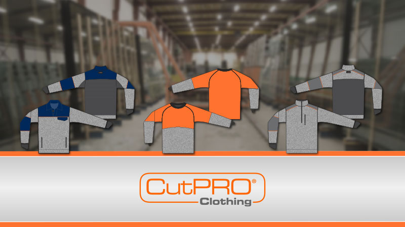 Cut Resistant Clothing Workwear Apparel CutPRO Glass Sheet Metal Work PPE