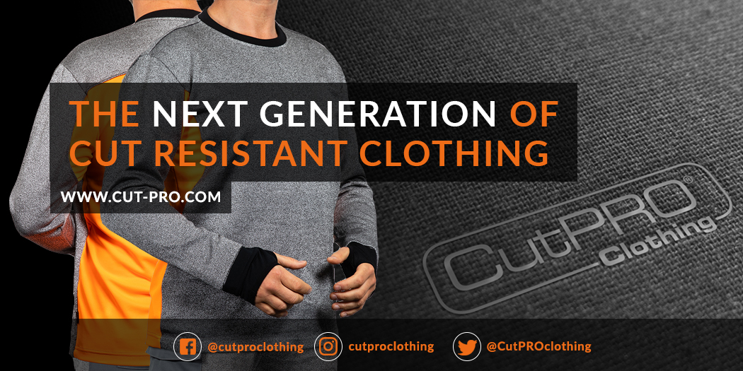 CutPRO cut resistant clothing workwear PPE