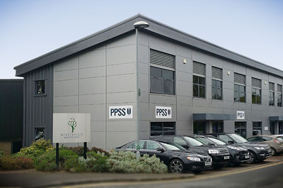 PPSS Headquarters