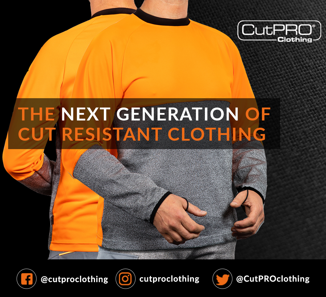 CutPRO cut proof clothing