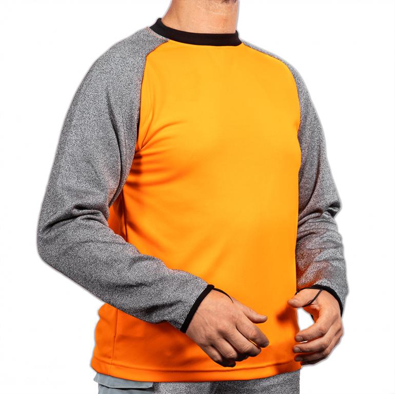 Crew Neck Armguard Shirt