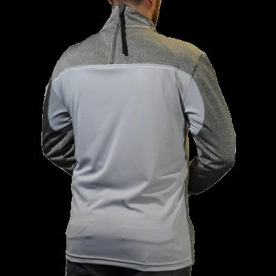 CutPRO® Turtleneck Top with Rear Zip, Thumbhole & Breathable Back