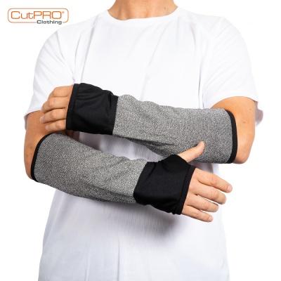 Cut Resistant Pull on Sleeve