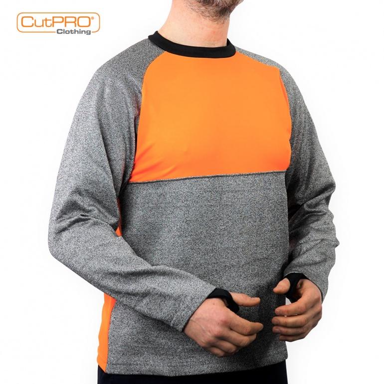 CutPRO Cut Resistant Clothing Arm Guard Shirt